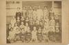 Old Grammar School Class Photo ca 1910 - Before Restoration
