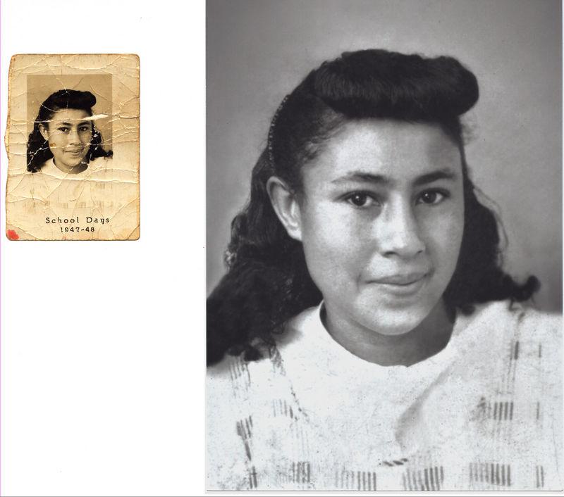 Photo Restoration & Manipulation