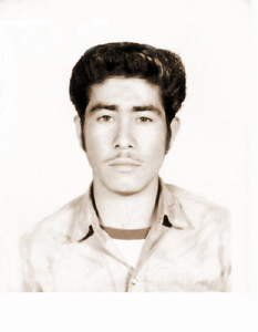 After Restoring My Dads Picture.
