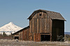 Barn & Mt. Jefferson ~ Sisters, Oregon