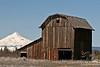 Barn & Mt. Jefferson ~ Sisters, Oregon