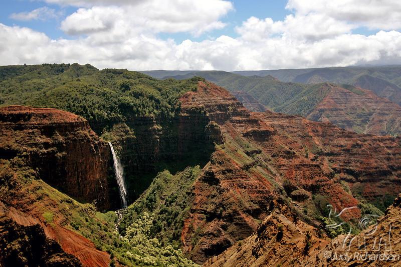 Waimea Canyon ~ Kauai