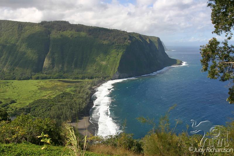 Waipio Lookout ~ Big Island, Hawai'i
