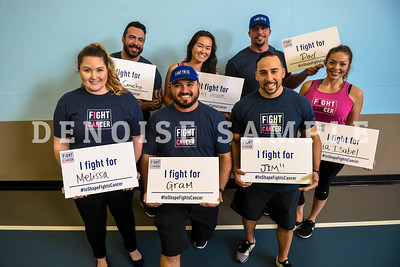 5500 In-Shape Fights Cancer