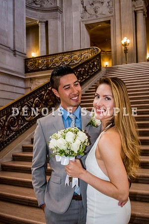5900 Wedding in San Francisco CA