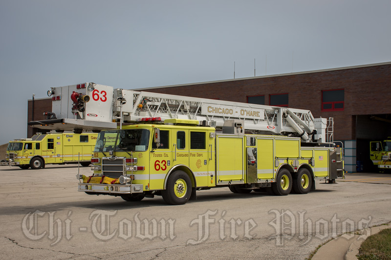 Tower Ladder Co. 63