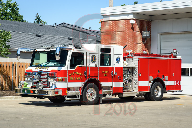Reserve Engine 181