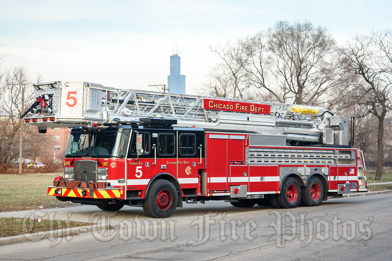 Tower Ladder Co. 5