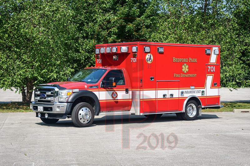 Ambulance 701