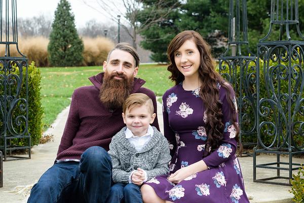 Marshall Family 3