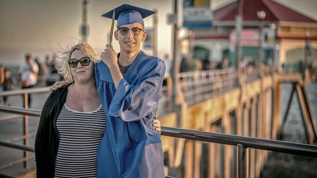 Mario Graduation
