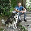 AWA_1659 steve and dog