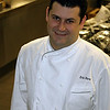 Eric Hara, chef at the Oak Room Plaza Hotel, NYC
