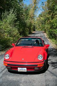 1984 Turbo Look 911 Cabriolets_photos by Gabe DeWitt_September 25, 2010-2