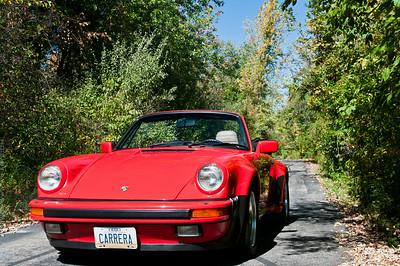 1984 Turbo Look 911 Cabriolets_photos by Gabe DeWitt_September 25, 2010-4