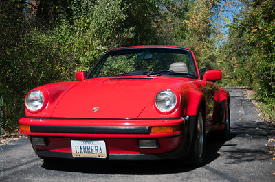1984 Turbo Look 911 Cabriolets_photos by Gabe DeWitt_September 25, 2010-5