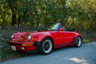 1984 Turbo Look 911 Cabriolets_photos by Gabe DeWitt_September 25, 2010-13