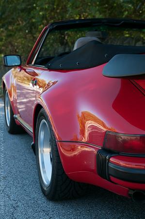 1984 Turbo Look 911 Cabriolets_photos by Gabe DeWitt_September 25, 2010-7