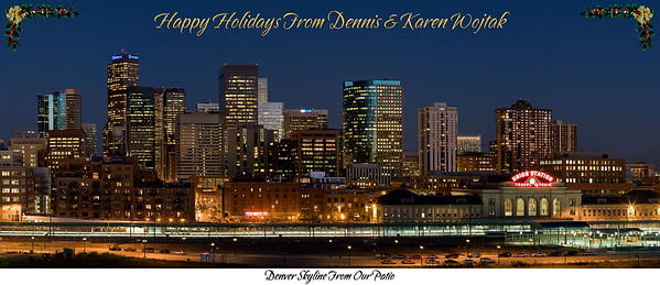 Karen Christmas Card