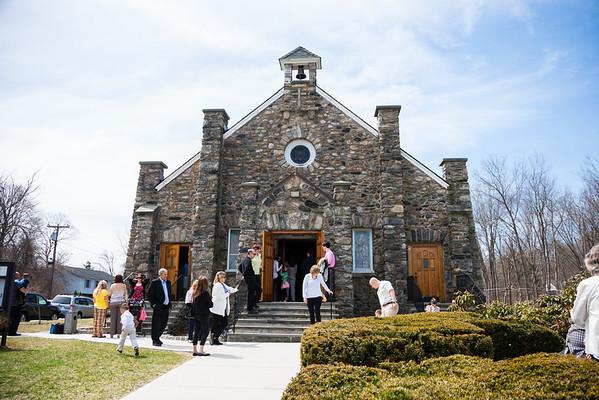 Adrianna's Communion