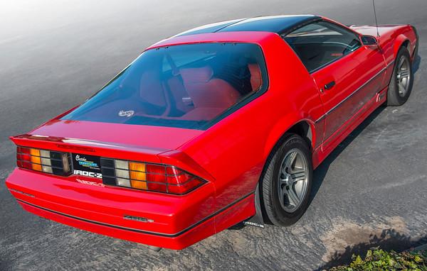 1987 IROC-Z