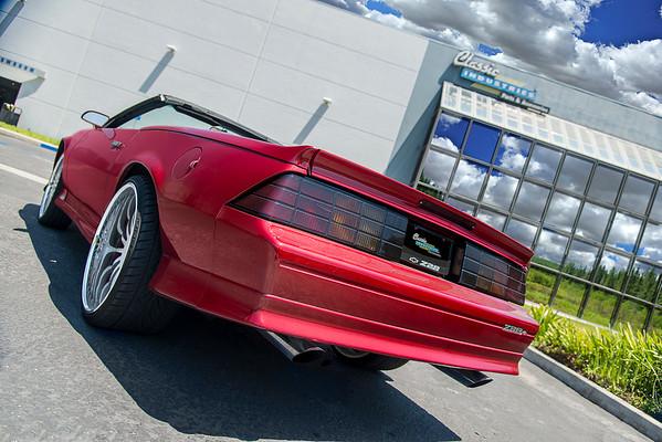 1991 Camaro Z/28 Convertible