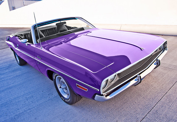 1970 Challenger R/T Convertible
