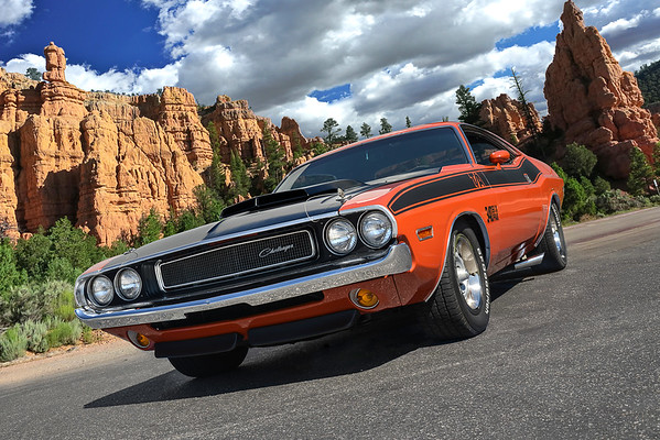 1970 Challenger T/A 340 Six Pack