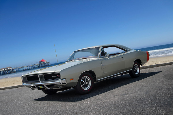 1969 Charger R/T 440