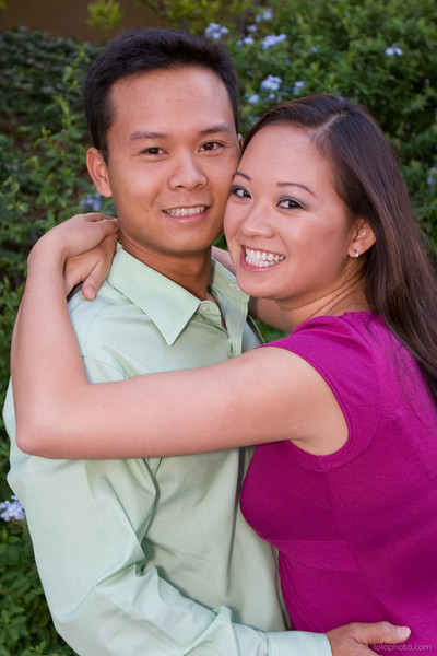 Christine & Steve