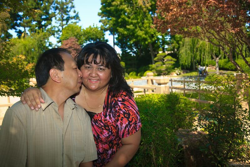 Ron and Arlene