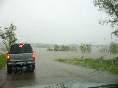 Flooding in Kununurra