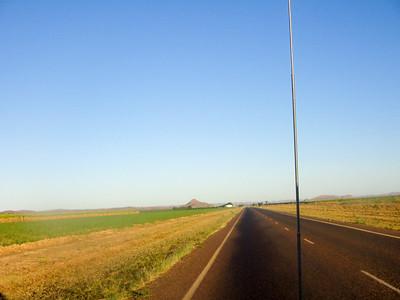 Driving to Kununurra
