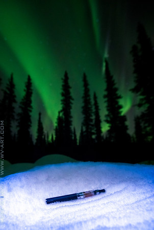 Aurora Borealis_Chena River Valley_Alaska_photos by Gabe DeWitt_March 21, 2014-547-2