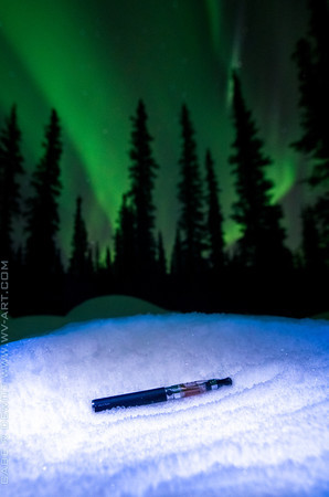 Aurora Borealis_Chena River Valley_Alaska_photos by Gabe DeWitt_March 21, 2014-547