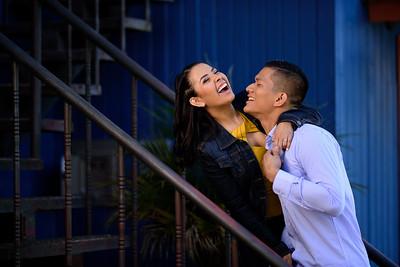 El compromiso de María & Eduardo