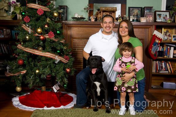 Campau Family Portraits