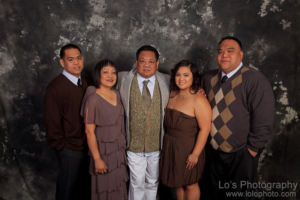 Fernandez Family Portraits