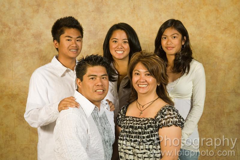 Gutierrez Family Portraits