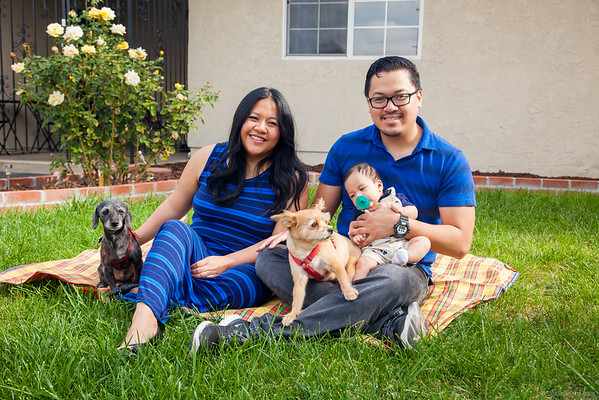 Martinez Family Portraits