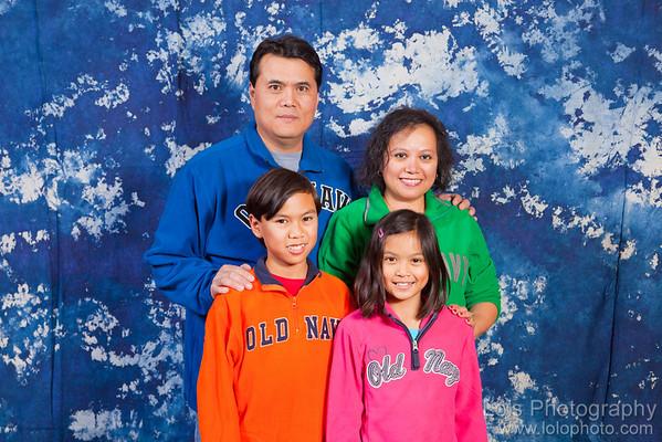Tolentino Family Portraits