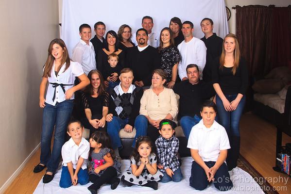 William's Family Portraits 2011