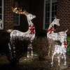 Front Yard Christmas Deer