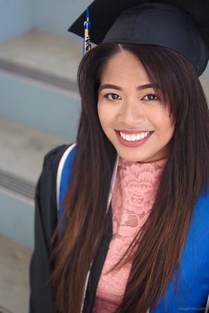 Sara's Graduation Portraits