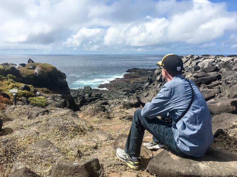 Contemplating the Galapagos