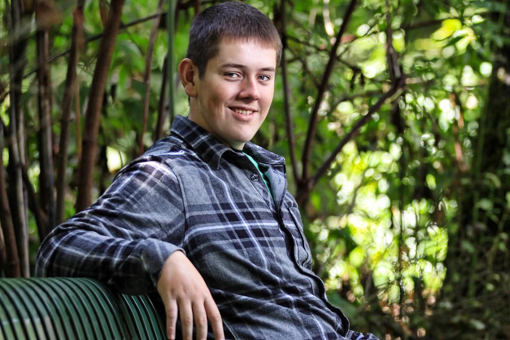 Matt's Senior Photos