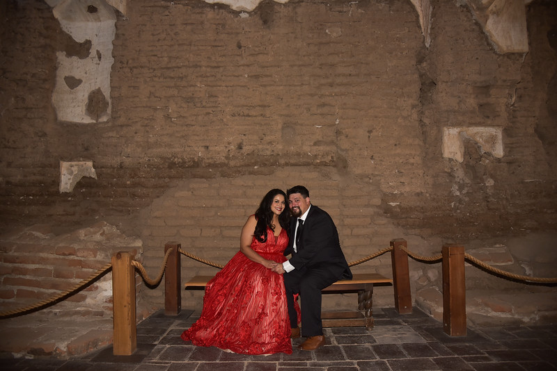 Lorena and Joe Engagement