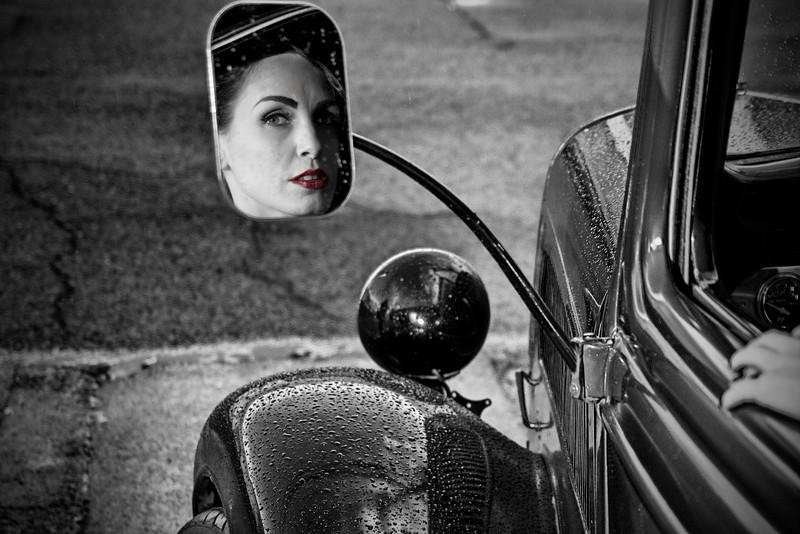 Noir Photo Shoot - Portland Lightest