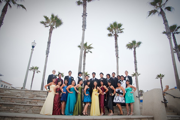 Bellflower High School Prom 2009
