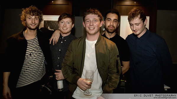The Carnabys Live at The Groucho Club - Private gig -Promotion for The Ben Sherman Script Collection Exclusively at Debenhams